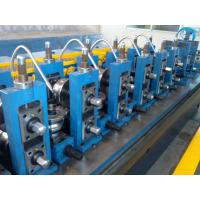 China Oil Transportation Tube Forming Machine With HF Welding Safty on sale