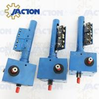 China High-performance JTC150 150kn sluice gate lifting screw system with worm gear jack design on sale