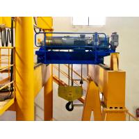 Buy cheap Crane Electric Wire Rope Trolley Hoist Slow Electric Winches JM32T High from wholesalers