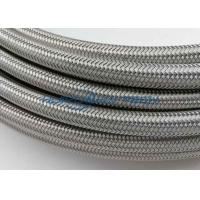 Buy cheap High Density Stainless Steel Braided Sleeving Cable Shielding Good Flexibility from Wholesalers