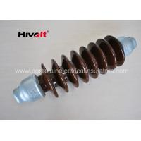 Buy cheap 46 KV Station Post Insulators , Suspension Type Insulator Self Cleaning from Wholesalers