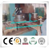 China Small Tube Squeezing Machine Membrane Panel Welding Machine For Boiler Pipe factory