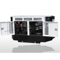 Buy cheap Carrier Type 30kva 60Hz Silent Diesel Generator IP23 Protection Class from Wholesalers