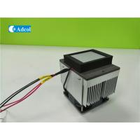 Buy cheap TEC System Thermoelectric Air To Peltier Plate Cooler ATP040 12VDC ISO9001 from Wholesalers