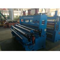 Buy cheap 6.0-20.0 Coil Slitting Machine ±1.0mm  Slitting Accuracy For Copper Coils from Wholesalers