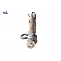 China Stainless Steel 300m3/H Submersible Sewage Pump on sale
