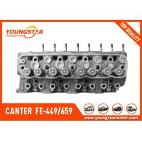 Buy cheap Complete Cylinder Head For MITSUBISHI 4D34 Canter  FE-449 / 659ME997711  ME990196  ME997799     ME993222 from Wholesalers
