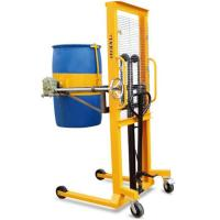 Buy cheap Manual drum stacker with scale with printer from Wholesalers