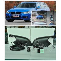Buy cheap HD Camera 360 AVM-Night Vision Panoramic Car Backup Camera Systems For BMW X3, Bird View System from Wholesalers