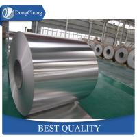 China Silver 3003 Industrial Size Aluminum Foil High Flexibility For Radiator factory