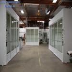 Buy cheap Custom Made Laboratory Furniture Walk in Fume Cupboard/Fume Hood Price from Wholesalers