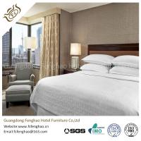 Contemporary  5 Star Presidential Suite Hotel Bedroom Furniture Sets For Single Or Double Room