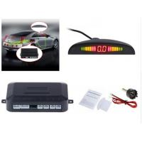Car Auto Parktronic LED Parking Sensor With 4 Sensors Reverse Backup Car Parking