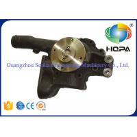 Buy cheap Casting Iron Excavator Hydraulic Parts R14884090 Water Pump Standard Size from Wholesalers