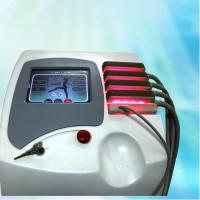 Buy cheap 650nm Diode Lipo Laser Slimming Machine For Body Shaping , fat reduction and cellulite from Wholesalers