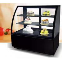 China Stainless Steel or Marble base Flower Display Cooler,Pastry Showcase,Refrigerated Cake Display Cabinet on sale