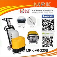 Buy cheap Surface floor grinding machine V6 from Wholesalers
