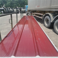 Buy cheap B1 grade fire protection 50mm eps sandwich sandwich panel for roofing from wholesalers