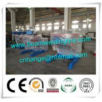 China 5T Automatic Pipe Welding Positioner , Floor Type Turntable Positioner For Welding factory
