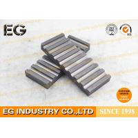 Fine Grain Custom Graphite Molds For Diamond Products Sintering 48 HSD Hardness