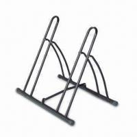 China Bicycle Rack, Can Be Locked for Safety and Costless, Made of Steel, Measures 745 x 500 x 650mm factory