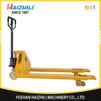China material handling equipment 5 ton hydraulic pallet jack with 685mm fork length