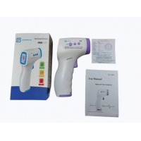 China Fast Reading Plastic ABS Contactless Infrared Thermometer factory