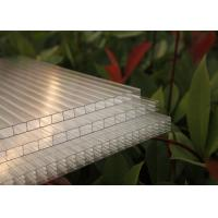 Buy cheap Double Wall Polycarbonate Greenhouse Panels , Polycarbonate Flat Sheeting from wholesalers
