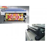 China Mimaki TS34-1800A High Speed 1440dpi Epson Head Roll To Roll Flag Printing Machine on sale