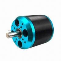 Buy cheap 200kV 6374 Blue Silver Outrunner Brushless Motor for RC Electric Airplanes from Wholesalers