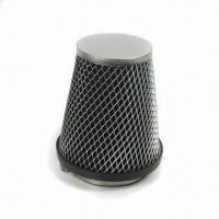 China Car Air Filter with Full Range Function, and Advanced Manufacturing Equipments factory
