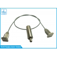 China Creative Design Cable Suspension Kit For Aircraft Cable Hanging Systems factory