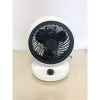 China New Design 9 inch Household Air Circulator Turbo Fan Tabletop Oscillating Fan on sale