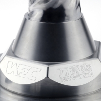 China Metal Trophy Cups 5 Axis Etching Cnc Metal Parts factory