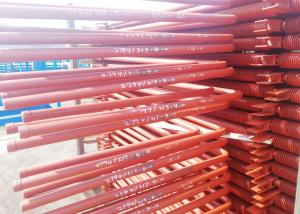 China Super Heater Boiler Steel Tube Alloy ASTM A213 ASME SA213 T1 T11 T12 factory
