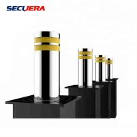 China Fully Automatic Telescopic Security Bollards Guardrail Stops Vehicles Control Access factory