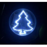 Buy cheap Christmas Tree Solar Garden Lights Solar Inground Lights with Stake Mount on Ground Solar Light for Season Holiday Decor from Wholesalers