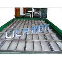 PLC Control Block Ice Machine High Production For Ice Sculpture