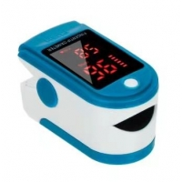 China Digital LED 250BPM 20mA Oxygen Heart Rate Finger Monitor factory