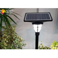 Buy cheap Villa Lighting Solar Powered Outdoor Street Lights Mono Crystalline Silicon Material from Wholesalers