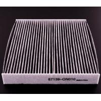 China Carbon Durable Cabin Efficient Grey Air Filter For Car  TOYOTA Tundra Tundra Yaris factory