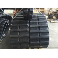 China Rt1000 Rt800 Replacement Rubber Tracks 600 * 125 * 62 For Dumper Machinery factory