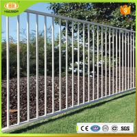 China Hot Sale Black Aluminum Fence Panels,Pool Fence on sale