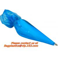 China decorating bags, Cake Cream, Decorating, Pastry bags, piping, pastry disposable bags factory
