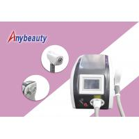 Buy cheap Nd : Yag Laser Tattoo Removal Machine Air + Water + Temperature Control Cooling from Wholesalers