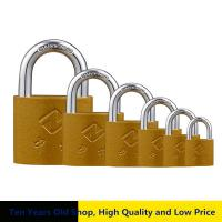 Buy cheap Copper - Like Iron High Security Padlock Middle Beam Type Multi Sizes Optional from Wholesalers