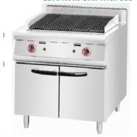 Buy cheap Gas or Electronic Lava rock grill  with cabinets table top gas fryer from Wholesalers