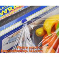 Buy cheap china pe film manufacturer cling film for food wrap, china manufacture household use pe cling wrap with slide cutter from Wholesalers
