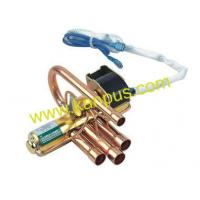 China 4 way reversing valve for air conditioner (air conditioning parts, refrigeration valve) factory