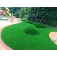 China Anti Shock Rubber Sports Flooring , EPDM Swimming Pool Rubber Flooring factory